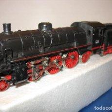 Trenes Escala: LOCOMOTORA FLEISCHMANN AÑO 1952 ESCALA H0. Lote 205741802