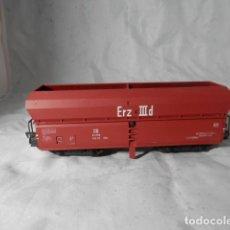 Trenes Escala: VAGÓN TOLVA ESCALA HO DE FLEISCHMANN. Lote 206573396