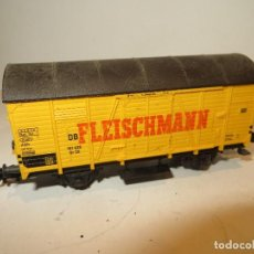 Trenes Escala: VAGON FLEISCHMANN ,BUEN ESTADO,SIN FALTAS,REGALADO. Lote 206769076