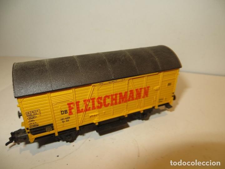 Trenes Escala: VAGON FLEISCHMANN ,BUEN ESTADO,SIN FALTAS,REGALADO - Foto 2 - 206769076
