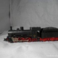 Trenes Escala: LOCOMOTORA VAPOR ESCALA HO DE FLEISCHMANN. Lote 206966675