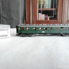 Trenes Escala: FLEISCHMANN H0 5082K VAGÓN 1/2/3 CLASE DRG NUEVO. Lote 208255691
