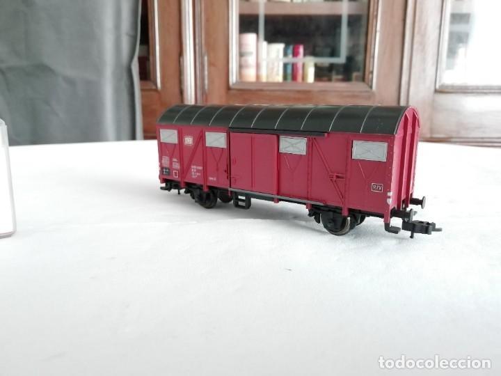 Trenes Escala: Fleischmann 5330 Vagón Cubierto DRG Época II Nuevo - Foto 4 - 208373136
