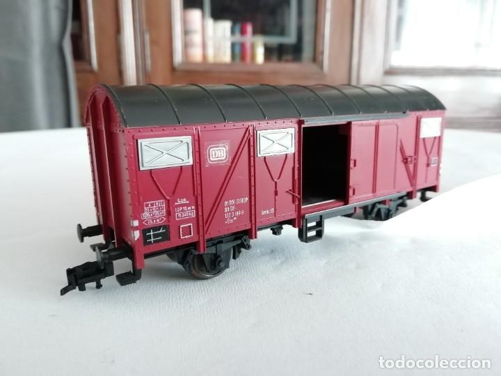 Trenes Escala: Fleischmann 5330 Vagón Cubierto DRG Época II Nuevo - Foto 6 - 208373136