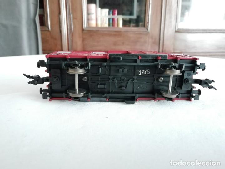 Trenes Escala: Fleischmann 5330 Vagón Cubierto DRG Época II Nuevo - Foto 7 - 208373136