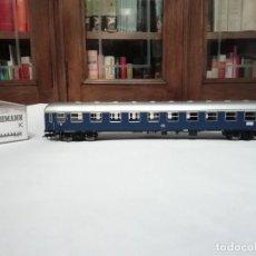 Trenes Escala: FLEISCHMANN H0 5601K VAGÓN PASAJEROS DE 1ª CLASE TREN EXPRESO DB NUEVO. Lote 208421507