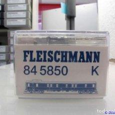 Trenes Escala: FLEISCHMANN 84 5850 K H0 SCHNELLZUG-GEPÄCKWG.. Lote 208795993
