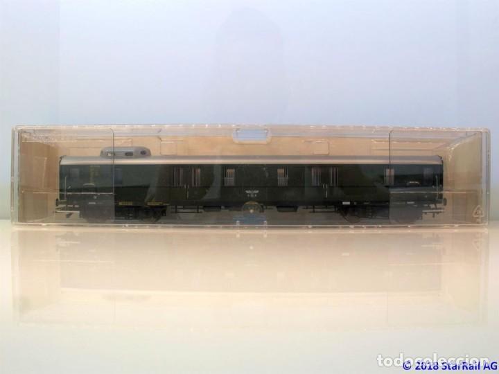 Trenes Escala: FLEISCHMANN 84 5850 K H0 Schnellzug-Gepäckwg. - Foto 2 - 208795993
