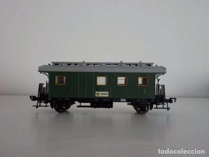 VAGON FLEISCHMANN RENFE (Juguetes - Trenes Escala H0 - Fleischmann H0)