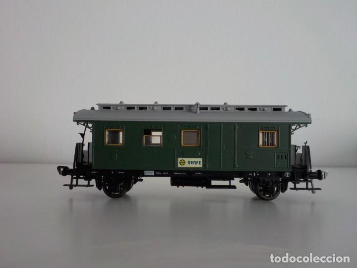 Trenes Escala: Vagon Fleischmann Renfe - Foto 3 - 208841075