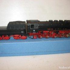 Trenes Escala: LOCOMOTORA FLEISCHMANN AÑO 1952 ESCALA H0 FALTA UN FAROL. Lote 209061455