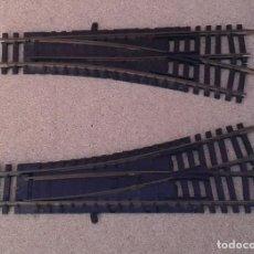 Trenes Escala: 2 VIAS H0 DE FLEISCHMANN, A MANO, ENVIO 4,00. Lote 209814825