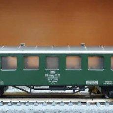 Trenes Escala: FLEISCHMANN H0 COCHE DE VIAJEROS NÜRNBERG 6720, DE LA DB, REFERENCIA 5137.. Lote 210967380