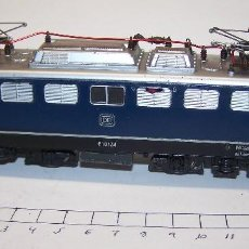 Comboios Escala: LOCOMOTORA FLEISCHMANN BR E10 134 H0 1/87. ANTIGUA Y FUNCIONANDO. Lote 212864767