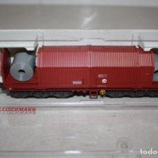 Trenes Escala: ANTIGUO VAGÓN FLEISCHMANN. Lote 215241658