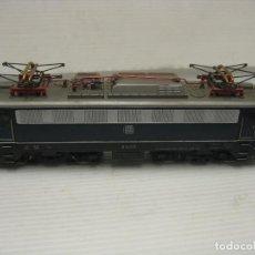 Trenes Escala: LOCOMOTORA FLEISCHMANN AÑO 1952 ESCALA H0. Lote 216553660