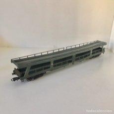 Trenes Escala: FLEISCHMANN VAGÓN AUTOEXPRESO RENFE. Lote 216557986