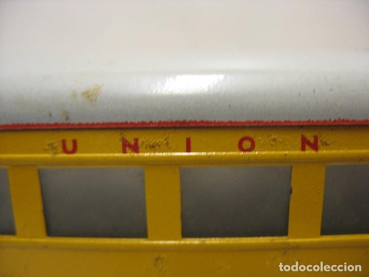 Trenes Escala: coche fleschmann c c muy raro - Foto 5 - 217667950