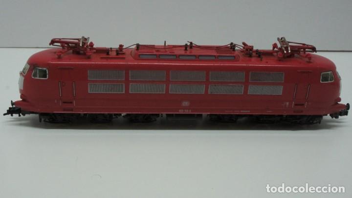 Trenes Escala: LOTE MAQUINA VAGONES Y TRANSFORMADOR FLEISCHMANN H0 . - Foto 7 - 217900707