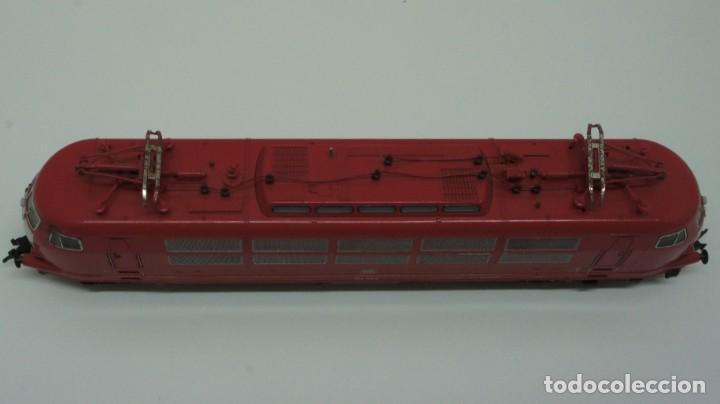 Trenes Escala: LOTE MAQUINA VAGONES Y TRANSFORMADOR FLEISCHMANN H0 . - Foto 8 - 217900707