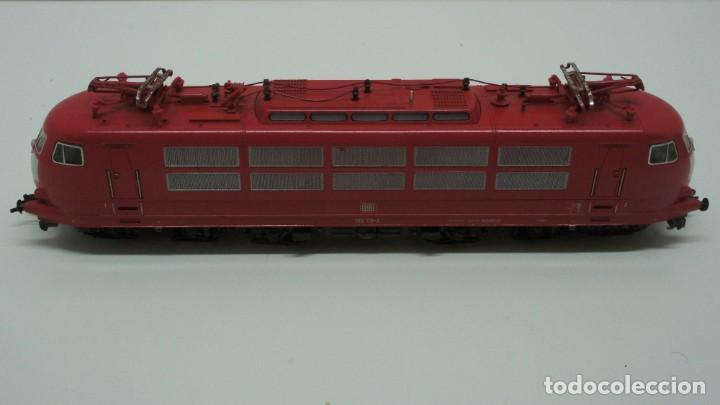 Trenes Escala: LOTE MAQUINA VAGONES Y TRANSFORMADOR FLEISCHMANN H0 . - Foto 9 - 217900707