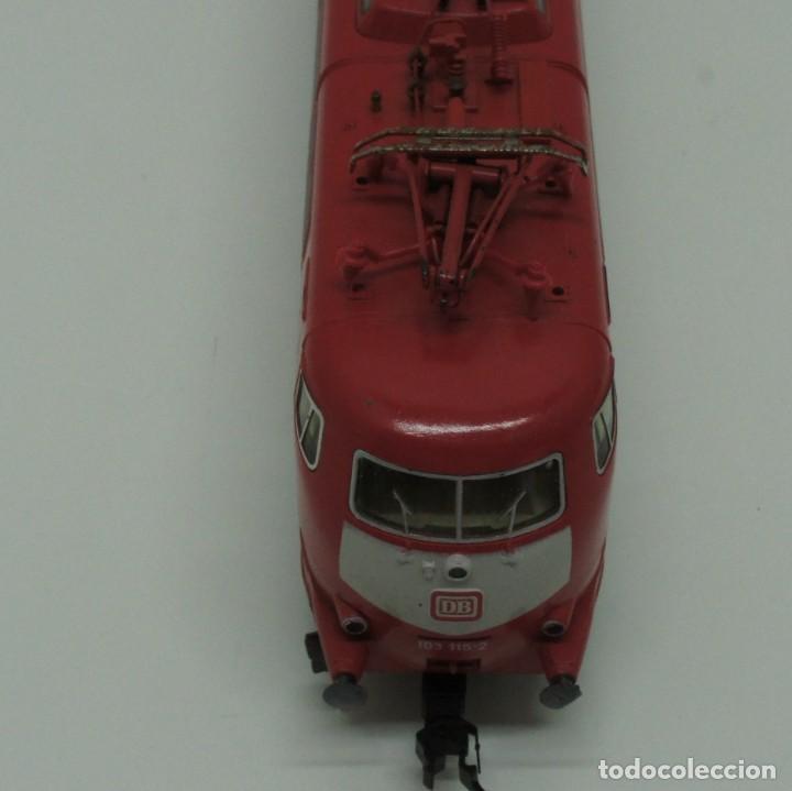 Trenes Escala: LOTE MAQUINA VAGONES Y TRANSFORMADOR FLEISCHMANN H0 . - Foto 11 - 217900707