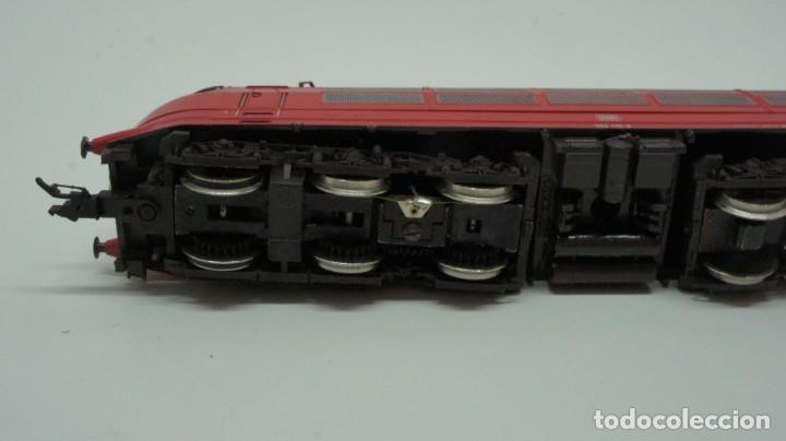 Trenes Escala: LOTE MAQUINA VAGONES Y TRANSFORMADOR FLEISCHMANN H0 . - Foto 15 - 217900707