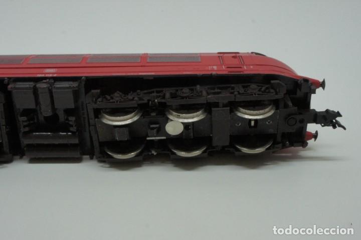 Trenes Escala: LOTE MAQUINA VAGONES Y TRANSFORMADOR FLEISCHMANN H0 . - Foto 16 - 217900707