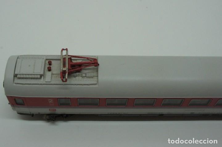 Trenes Escala: LOTE MAQUINA VAGONES Y TRANSFORMADOR FLEISCHMANN H0 . - Foto 18 - 217900707