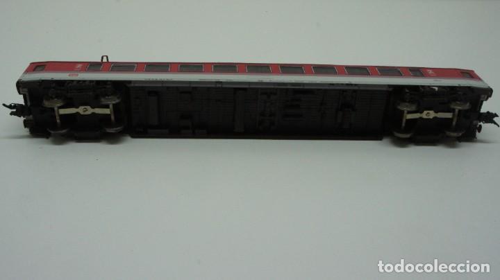 Trenes Escala: LOTE MAQUINA VAGONES Y TRANSFORMADOR FLEISCHMANN H0 . - Foto 19 - 217900707