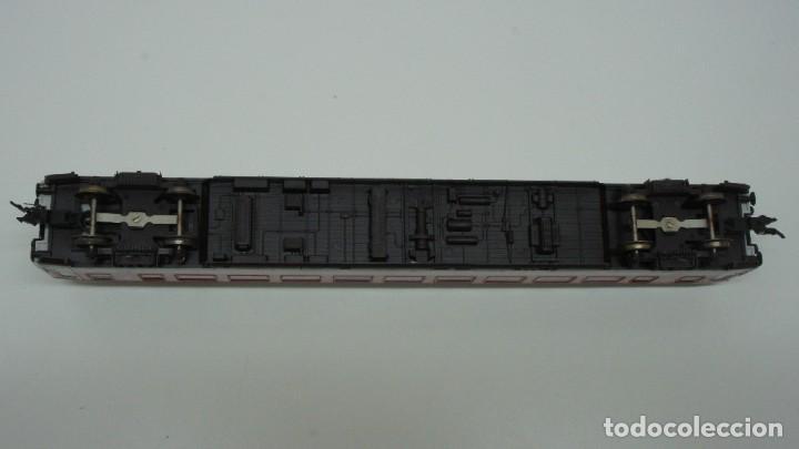 Trenes Escala: LOTE MAQUINA VAGONES Y TRANSFORMADOR FLEISCHMANN H0 . - Foto 20 - 217900707
