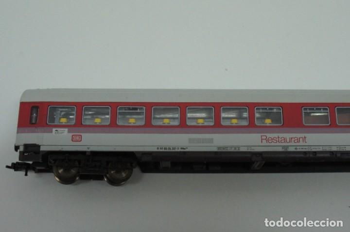 Trenes Escala: LOTE MAQUINA VAGONES Y TRANSFORMADOR FLEISCHMANN H0 . - Foto 22 - 217900707