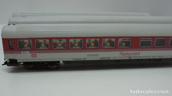 Trenes Escala: LOTE MAQUINA VAGONES Y TRANSFORMADOR FLEISCHMANN H0 . - Foto 26 - 217900707