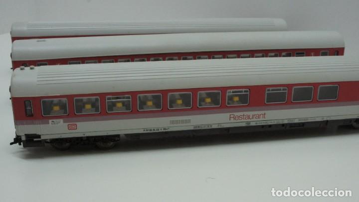 Trenes Escala: LOTE MAQUINA VAGONES Y TRANSFORMADOR FLEISCHMANN H0 . - Foto 27 - 217900707