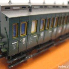 Trenes Escala: VAGON FLESCHMANN DE VIAJEROS HO. Lote 218519346