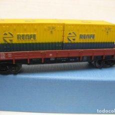 Trenes Escala: VAGON FLEISCHMANN HO RENFE. Lote 219085680