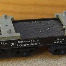 Trenes Escala: VAGÓN FLEISCHMANN PARA TREN H0, 12 CM DE LARGO, ENVIO 3,50 EUROS. Lote 221641912