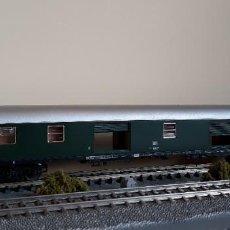 Trenes Escala: FLEISCHMANN H0 COCHE-FURGÓN PARA PAQUETERÍA, DE LA DB, REFERENCIA 5101 K.. Lote 221791571