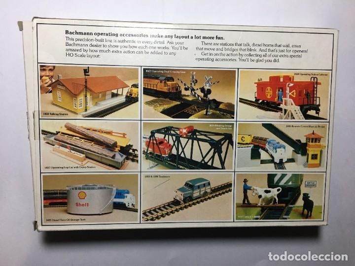 Trenes Escala: BARRERAS DOBLES DE CRUCE DE TREN DE BACHMANN - Foto 5 - 223976788