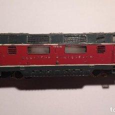 Trenes Escala: LOCOMOTORA ELECTRICA ALEMANA FLEISCHMANN ESCALA 1:87 HO. Lote 224520583