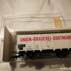 Comboios Escala: VAGÓN CARGA FLEISCHMANN 5833 K. Lote 224649293
