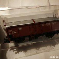 Trenes Escala: VAGÓN CARGA FLEISCHMANN 5333. Lote 224654666