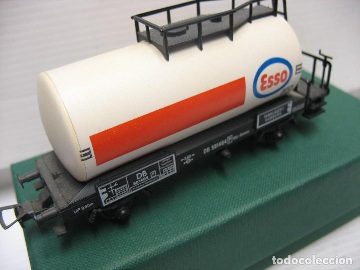 Trenes Escala: vagon fleischmann esso continua HO - Foto 4 - 225184996