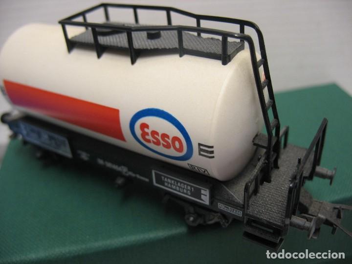Trenes Escala: vagon fleischmann esso continua HO - Foto 5 - 225184996