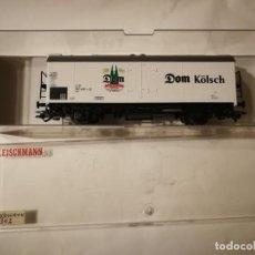 Trenes Escala: FLEISCHMANN VAGÓN CERVECERO DOM KÖLSCH 5342 K. Lote 226354465