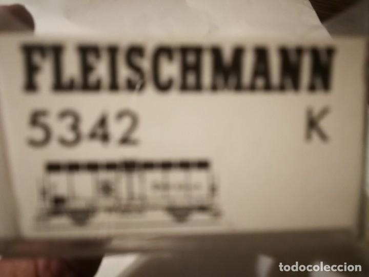 Trenes Escala: FLEISCHMANN VAGÓN CERVECERO DOM KÖLSCH 5342 K - Foto 2 - 226354465