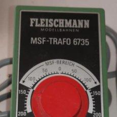 Trenes Escala: TRANSFORMADOR FLEISCHMANN. Lote 226619030