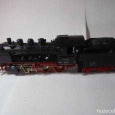 Trenes Escala: MAGNIFICA LOCOMOTORA FLEISCHMANN ESCALA H0,REFERENCIA 4142. Lote 226808300
