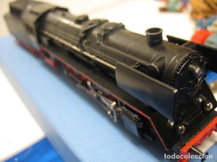 Trenes Escala: fleischmann la 2-3-1 de los años 1960 - Foto 2 - 227090395