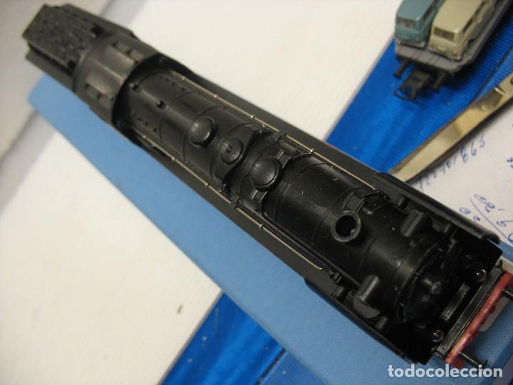 Trenes Escala: fleischmann la 2-3-1 de los años 1960 - Foto 4 - 227090395